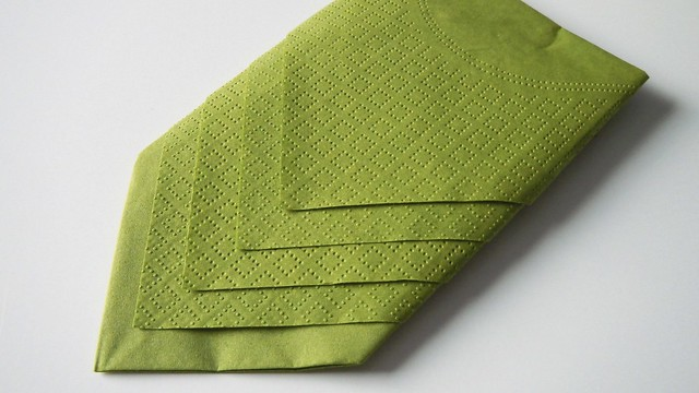 Folded Napkins 12