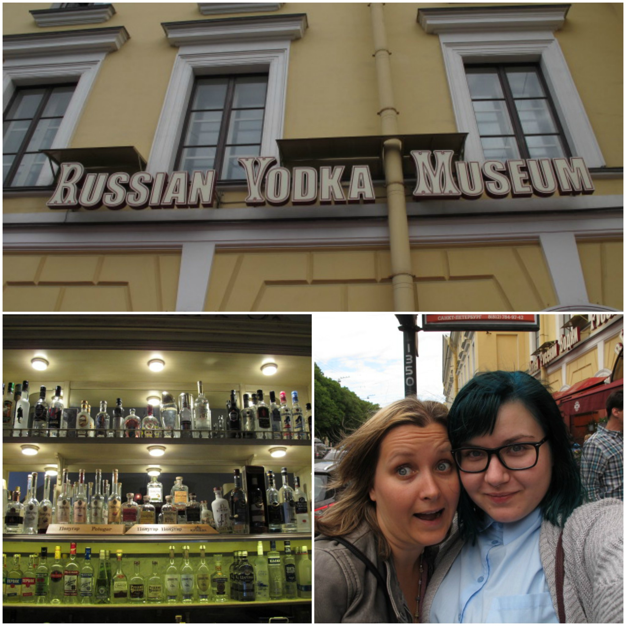 Russian Vodka Museum