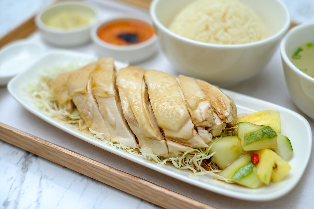 1933 Hainanese Kampong Chicken Rice