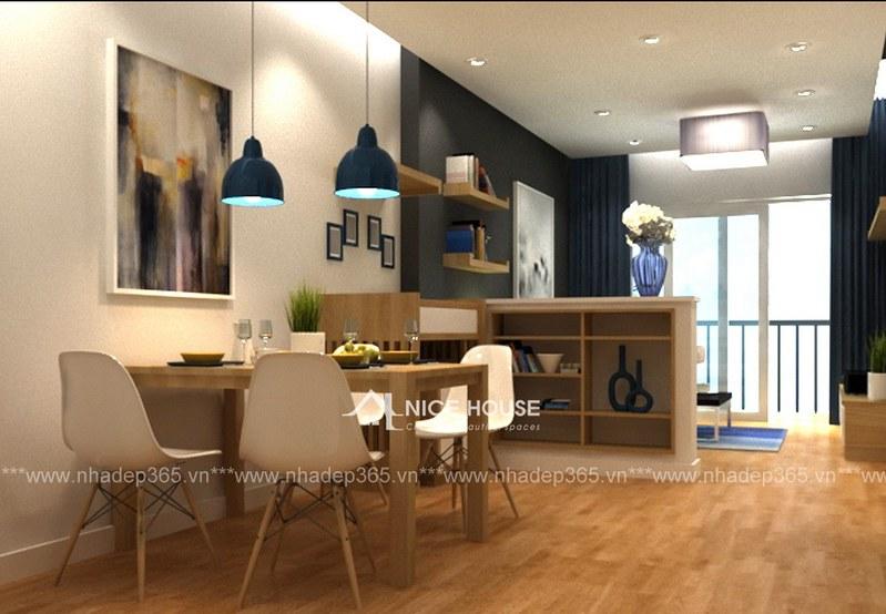 Thiết kế nội thất chung cư Helios - Anh Lân - Hà Nội_01