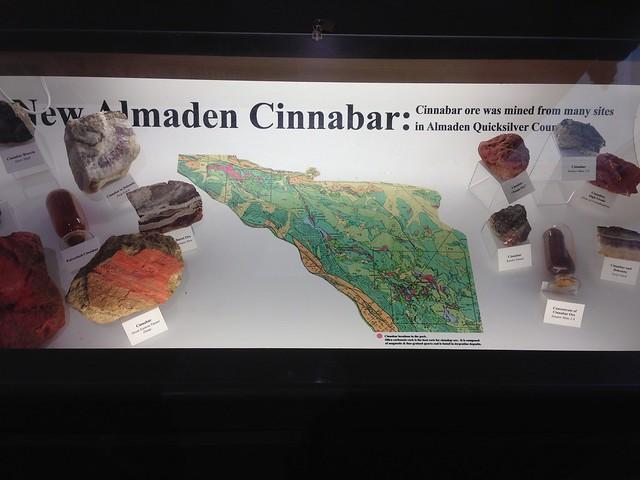 New Almaden Cinnabar