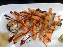 Crispy Salmon Roll
