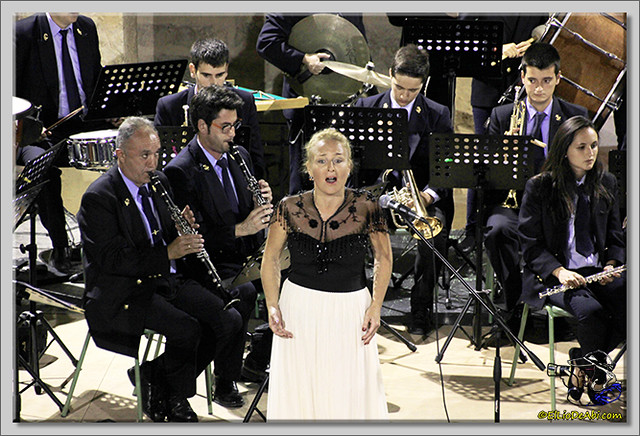 8 Concierto de la Banda Municipal de Música de Briviesca con solistas