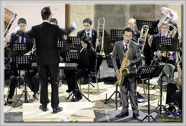3 Concierto de la Banda Municipal de Música de Briviesca con solistas
