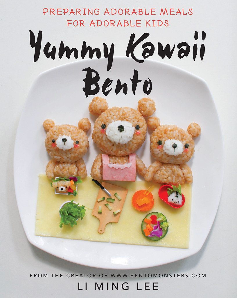 Yummy Kawaii Bento9781634504249-NEW