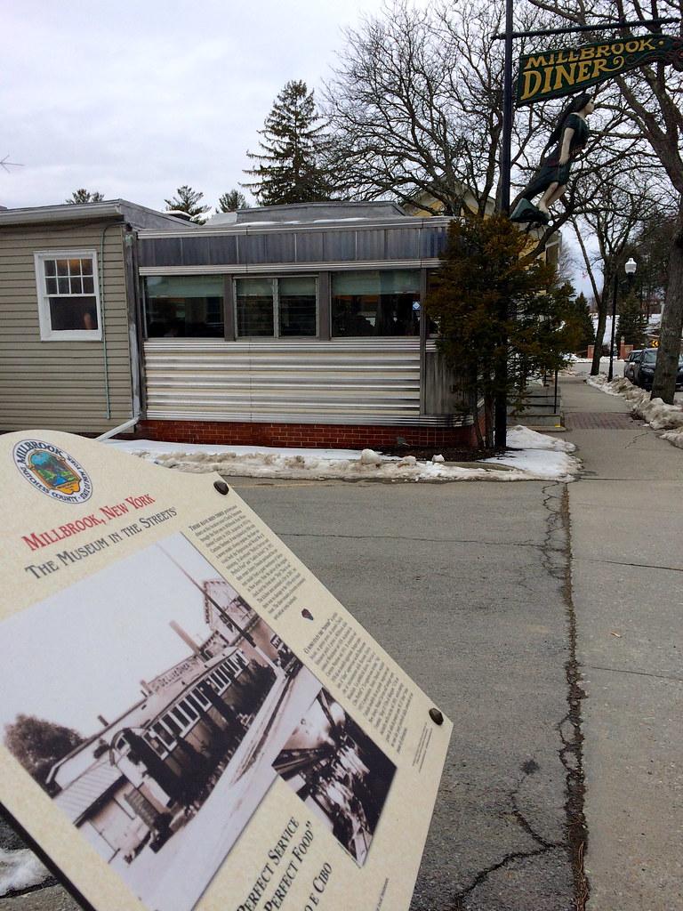 Millbrook Diner Millbrook NY New York - Retro Roadmap