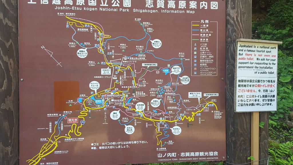 Jigokudani Monkey Park (1)