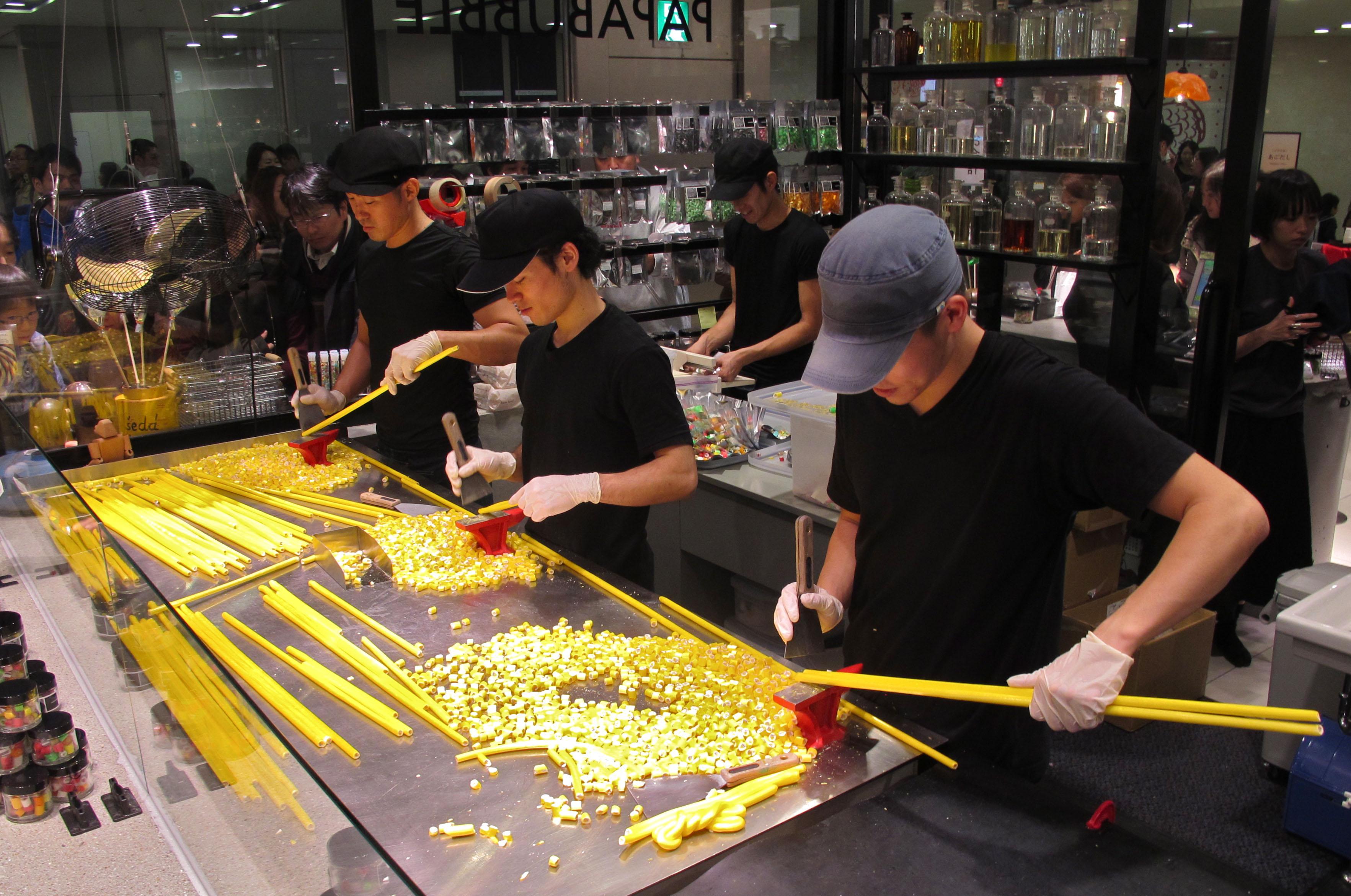 不止是糖果,更是一種美學—西班牙手工藝術糖果 Papabubble 4