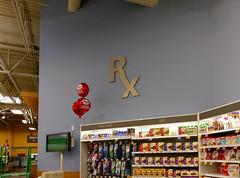 Rx signage