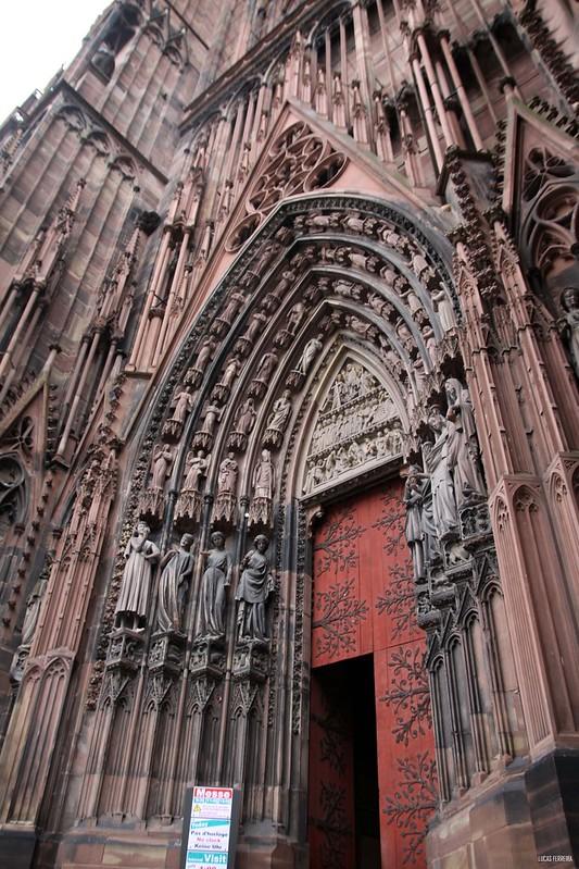 Страсбургский собор - фото 5