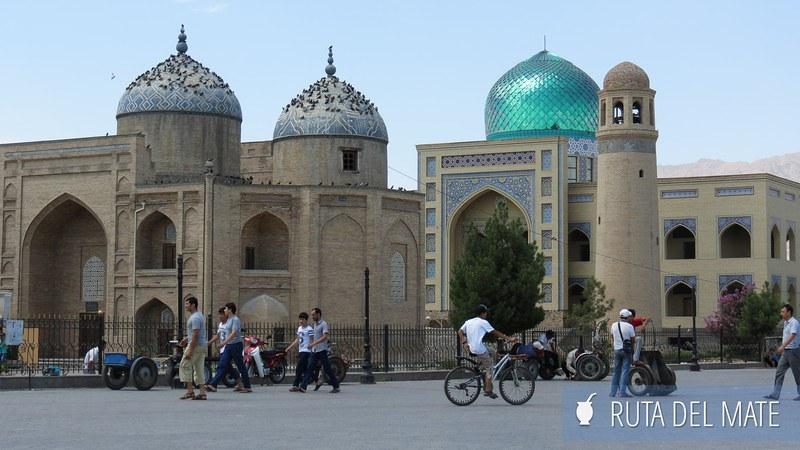 Khojand Tayikistan (2)