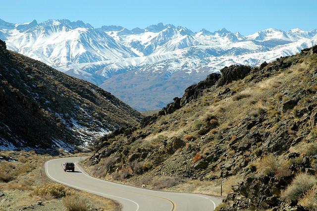 Montañas Blancas, California.