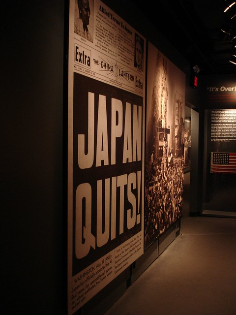 Front Page, National D-Day Museum, New Orleans LA