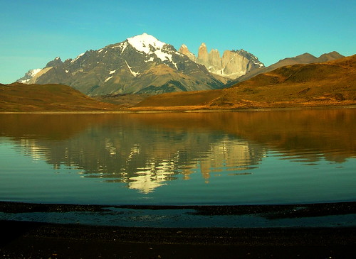Vola in Patagonia