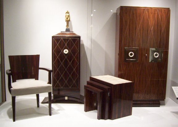 Art deco furniture at the rom flickr photo sharing for D furniture cambodia