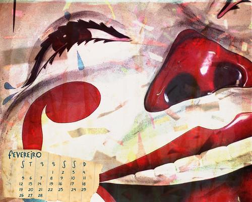 """Feveriero/ February""- Mari Coan"