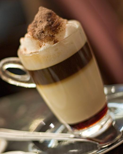 Caramel Latte Macchiato