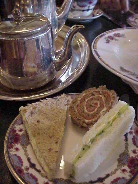 The Empress Tea Room Victoria Bc