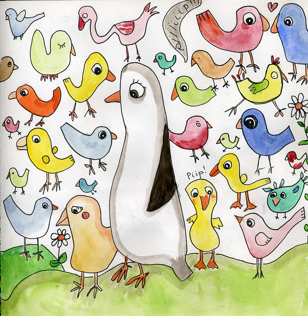 Bird squad