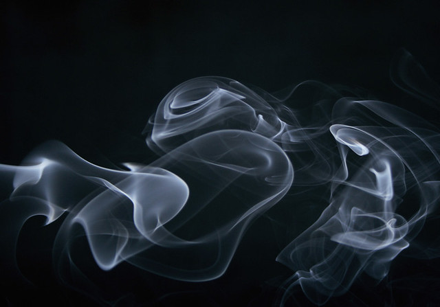 swirls, smoke & art...