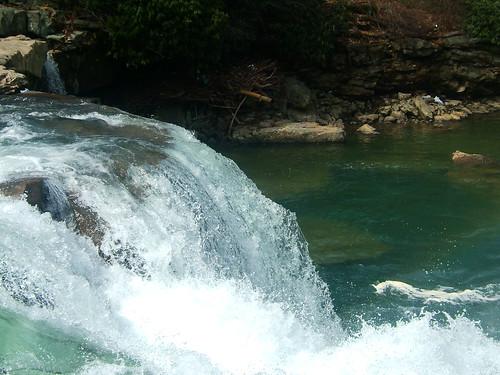 waterfall wv bigsandy wonderfalls prestoncounty