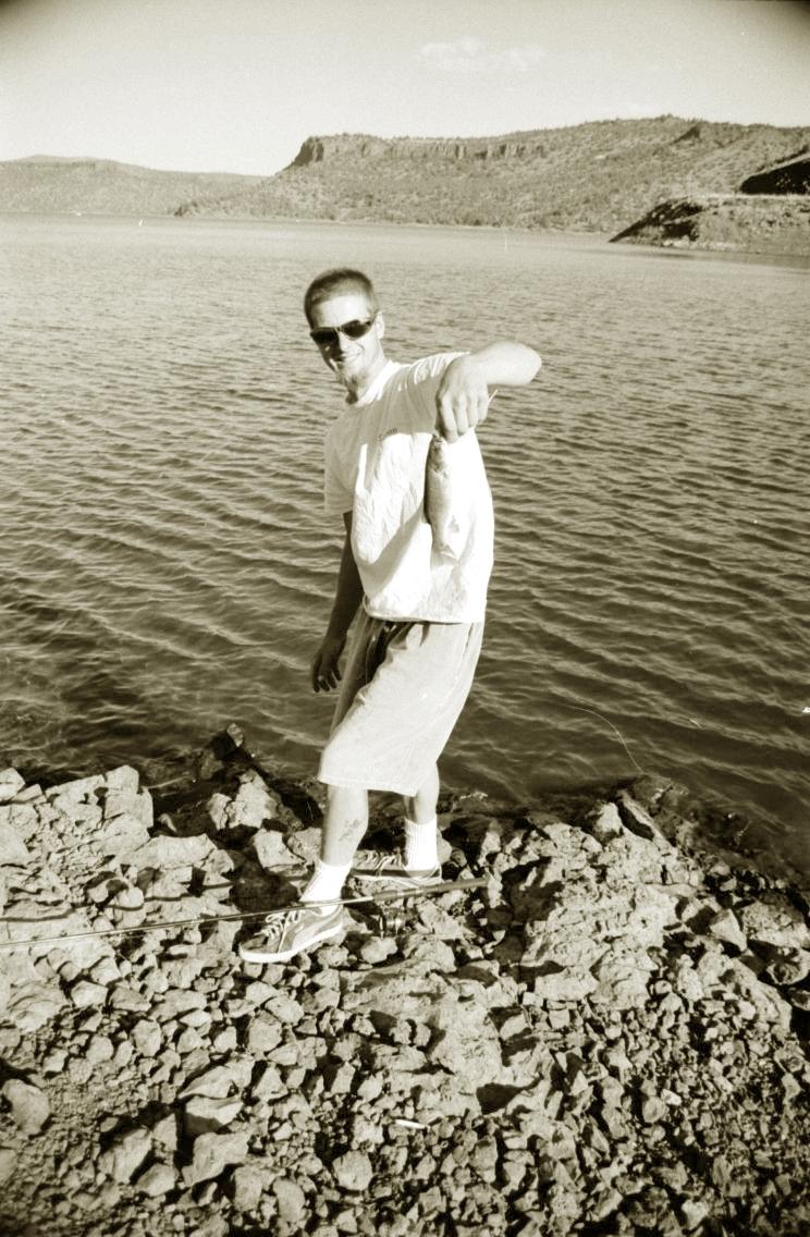 Fishing justin fishing on prineville reservoir near bend for Prineville reservoir fishing