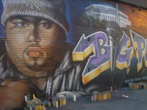 Celebs in the game gta iv gtaforums for Big pun mural bronx