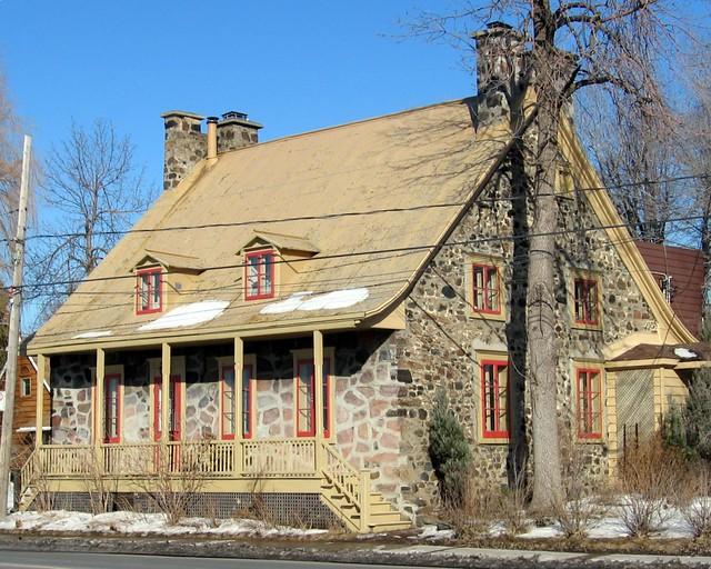 Maison Ancestrale Saint Lambert Qc Flickr Photo Sharing