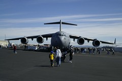airline, aviation, airplane, vehicle, cargo aircraft, military transport aircraft, boeing c-17 globemaster iii, jet aircraft, aircraft engine, air force,