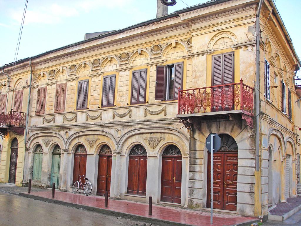 old venetian style house in shkoder albania flickr