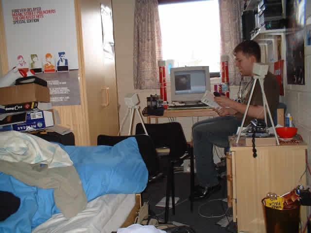 University Aberdeen Room Kcg