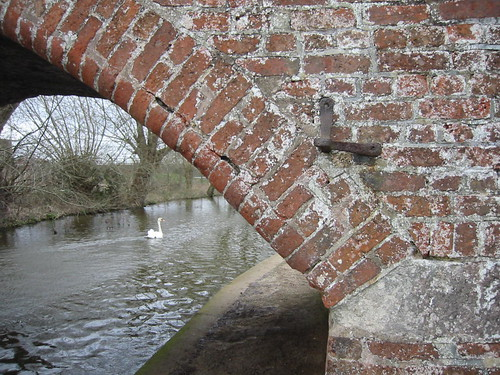 trent & mersey canal bridge no 1