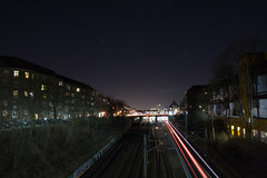 Valby by night