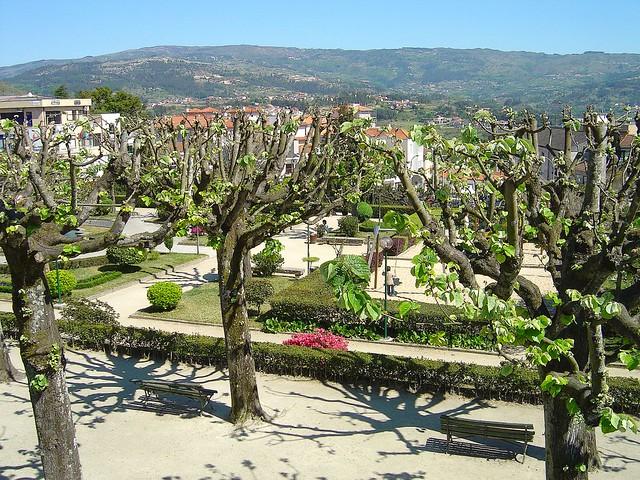 Jardim Municipal de Marco de Canaveses