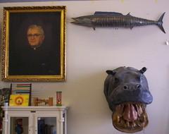 Priest, Barracuda, Hippo and Modernism