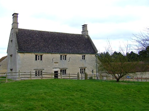 Woolsthorpe Manor, Lincolnshire