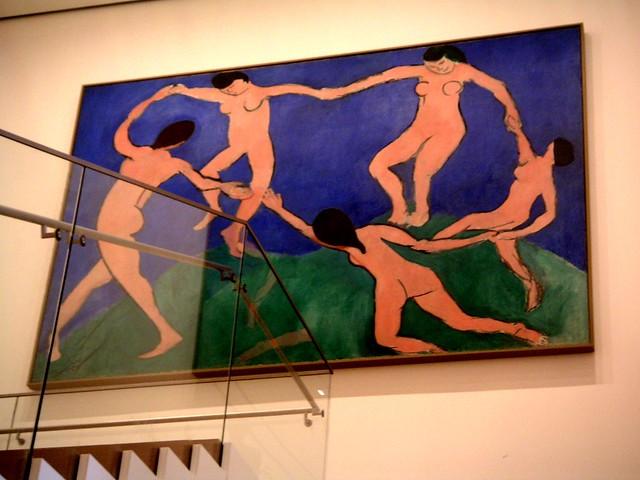 "Henri Matisse. ""Dance (I)."" Early 1909 | Flickr - Photo ..."
