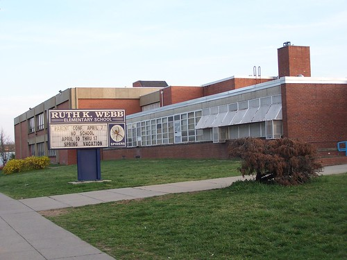 Webb Elementary, Mt. Olivet Road, Washington, DC