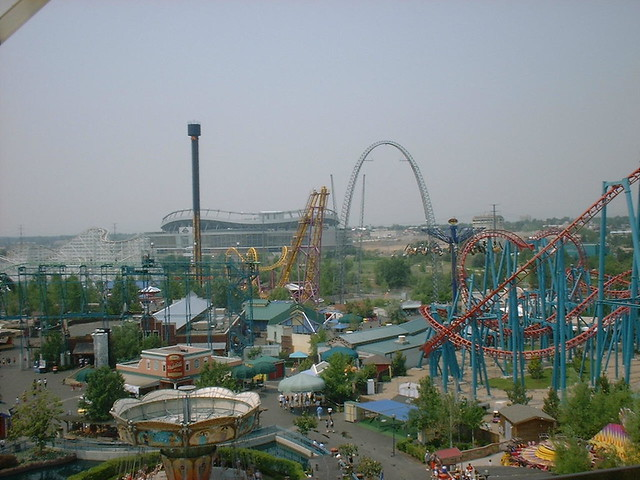 Six Flags Denver