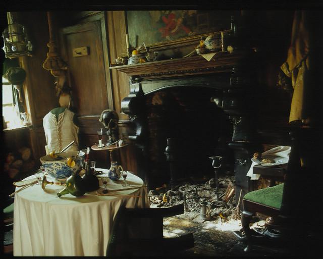 Dennis Severs' House - smoking room