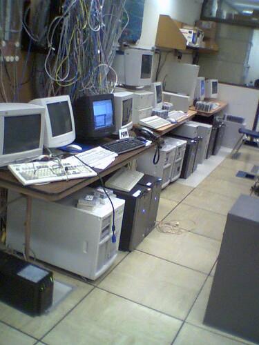 old servers