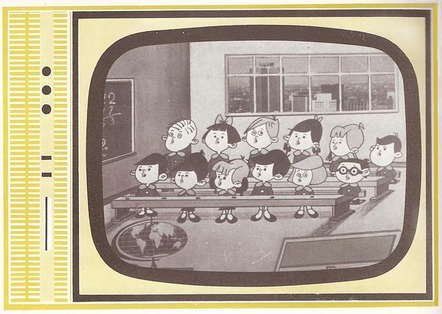 Televisión escolar