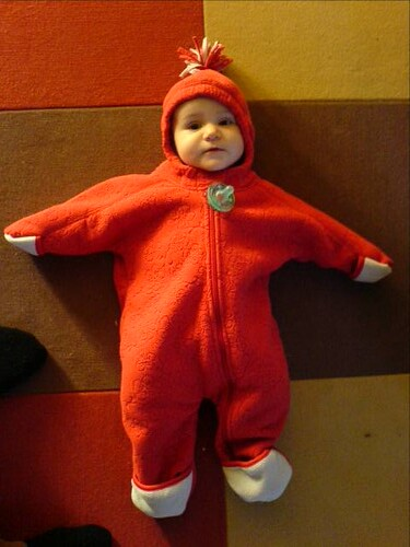 The Maggie Simpson Snow Suit Flickr Photo Sharing