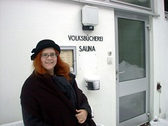 Public library and sauna in Hallstatt, 1