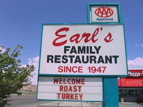 Earl's Family Restaurant
