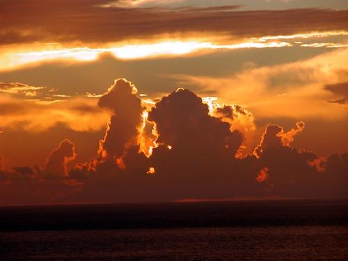 beach clouds flickrenvy florida imran imrantv imrananwar ocean singerisland sky sunrise supershot tiaracondo