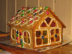 Ginger bread house 2003