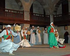 end of the sufi dance