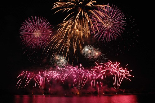 Singapore Fireworks Festival 10