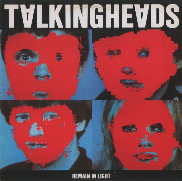 remain in light - talking heads  1980 from Flickr via Wylio